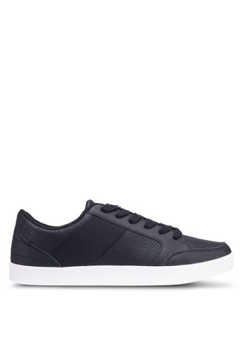 North Star black Laced Up Sneakers EA1C7SHC47F399GS_1