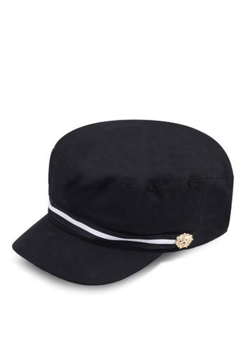 Buy TOPSHOP Lion Trim Baker Boy Hat Online on ZALORA Singapore 5e0da4ddf14