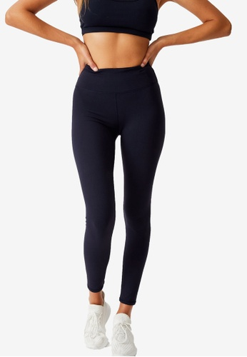 Cotton On Body navy Active Core Tights 76F10AACE6A2ECGS_1