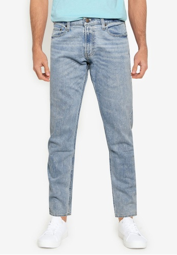 Hollister blue Wash Skinny Jeans 97102AA1C40FC4GS_1