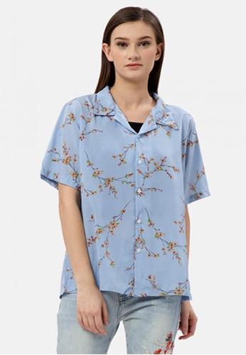 MKY Clothing MKY Small Flower Shirt 22900AA811690EGS_1