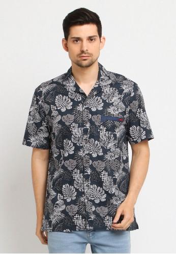 Poshboy black Poshboy Shirt Beaton 0D4EAAA8FA721EGS_1