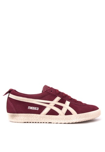 Onitsuka Tiger red Mexico Delegation Sneakers ON625SH39WWEPH_1
