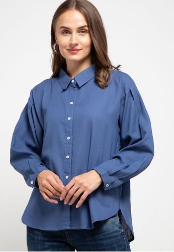 Logo Jeans blue Keenanty 48BBEAAB53AFD7GS_1