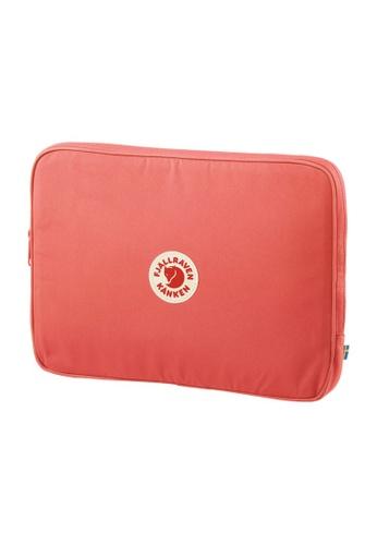 "Fjallraven pink Fjällräven Kanken Laptop Case 13"" Peach Pink 44F9CAC6FC69DAGS_1"