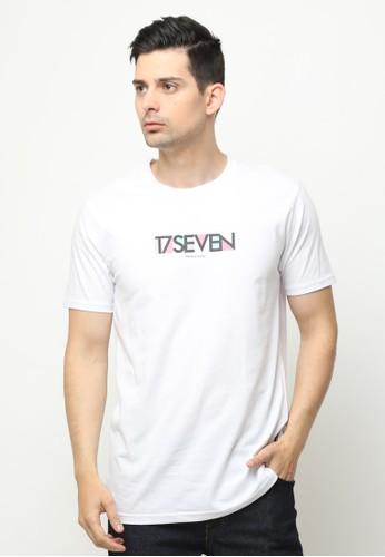 17seven Original white Tshirt 0139-CLR 20741AAF0A7547GS_1