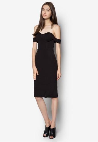 Ciczalora 泳衣i 露肩貼身洋裝, 服飾, 洋裝