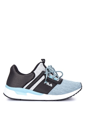 2acd38c5a0ab Shop Fila Tensile Flow Running Shoes Online on ZALORA Philippines