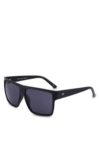 Le Specs black Dirty Magic 1802172 Sunglasses 54B0FGLDC2FCE8GS_1