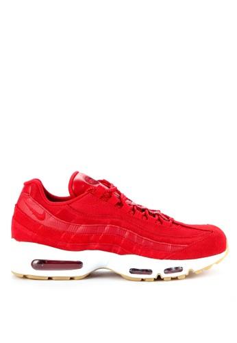 Nike red Nike Air Max 95 Premium Running Shoes A08ACSHE4480DDGS_1