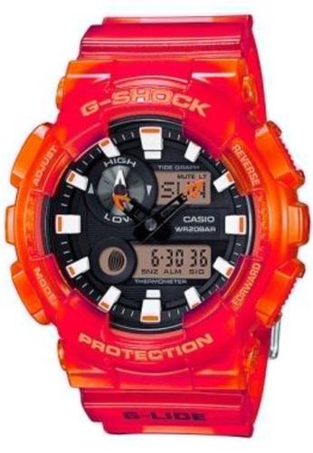 Casio CASIO G-SHOCK GAX-100MSA-4A G-LIDE  CA843AC16ATRMY_1