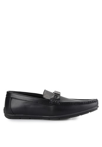 Watchout! Shoes black Moccasins Shoes WA021SH0UJSIID_1