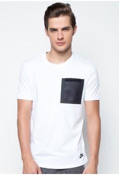 Nike Tech Hypermesh Pocket T-shirt