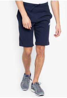 6cec862d6 Nike navy Men s Nike Sportswear Shorts 93E9BAA15B2448GS 1