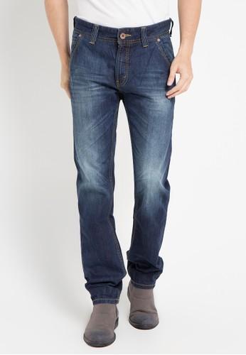 Lois Jeans blue Long Pant Denim LO391AA0WOZQID_1