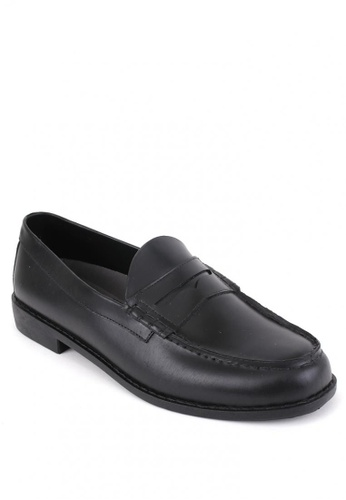 Easy Soft by World Balance black Trenton Formal Shoes 699B3SH4D7F1FBGS_1