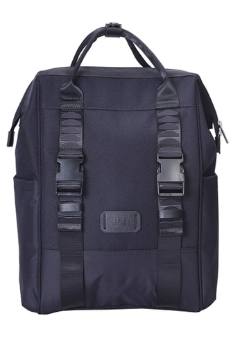 Caterpillar Bags & Travel Gear black Tracks Backpack M CA540AC2VRA5HK_1