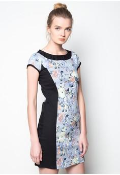 Annika Floral Bodycon
