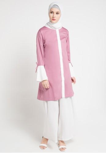 Jual Aira Muslim Butik Nazia Tunic Original | ZALORA ...