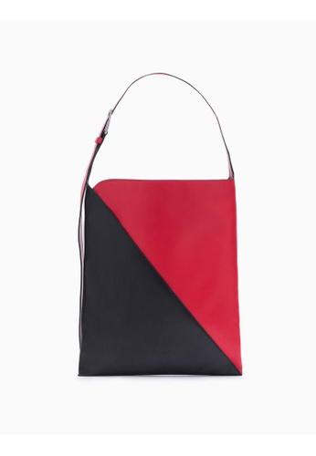 13cf2d456811 Buy Calvin Klein Sliced Small Hobo Bag Online on ZALORA Singapore