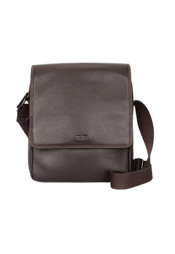 Picard brown Picard Winter Men's Leather Messenger Bag 88FCDAC732221FGS_1