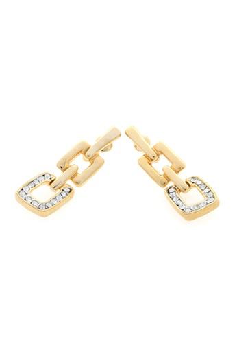 1901 Jewelry white 1901 Jewelry Chain Earring 682 19910AC54AHPID_1