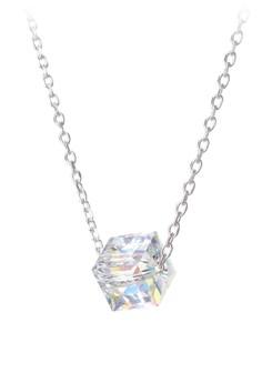 0b27ea3b8 Cocoa Jewelry silver Cocoa Jewelry Dressy - Kalung Swarovski  BE7AAAC40671DDGS_1
