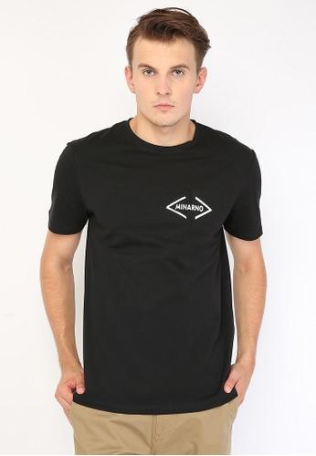 Minarno black Pocket Print 10417AA6891B94GS_1