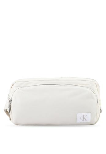 Calvin Klein white Sling Bag - Calvin Klein Accessories CADA9AC4E9B5C4GS_1