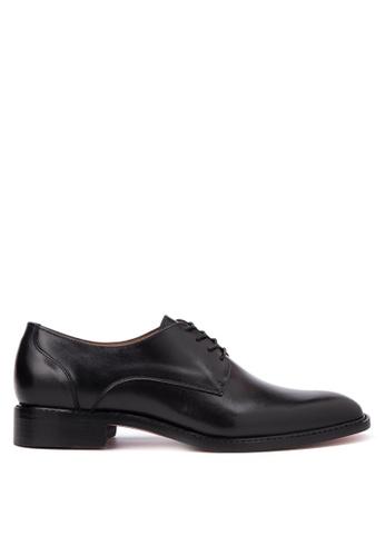 Bristol Shoes black Byron  Plain Toe Derby BR842SH23ZGIPH_1