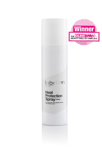 label.m white Heat Protection Spray 200ml LA590BE36CJFSG_1