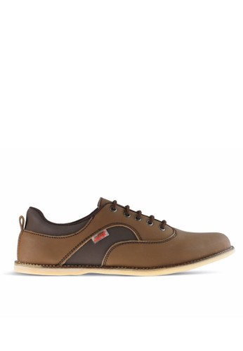 Sogno brown Sneaker Shoes GF.5605 CB1D5SH2E1CED7GS_1