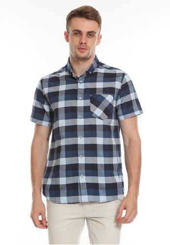 MOC navy DUSTY 1 BESTBUY-NAVY Shirt 64931AAA5EB678GS_1