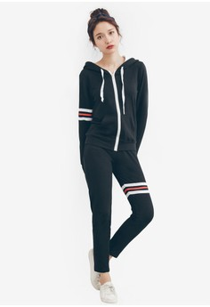 Shopsfashion  Hoodies and Pants Set