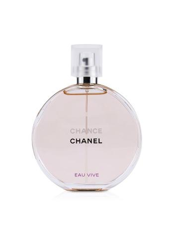 CHANEL CHANEL - Chance Eau Vive Eau De Toilette Spray 100ml/3.4oz 27567BEFA06AFDGS_1