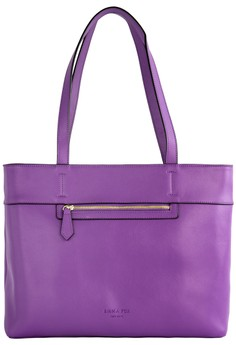 PRM Leather Tote Bag