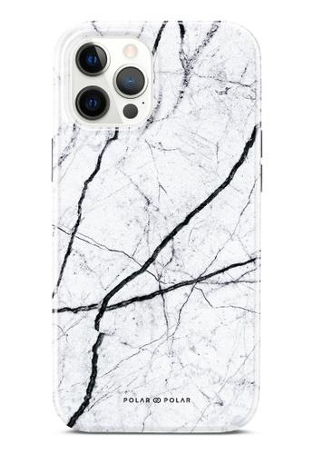 Polar Polar white Classic White Dual-Layer Tough Case Glossy For iPhone 12 Pro Max 5A36BAC5C12D73GS_1