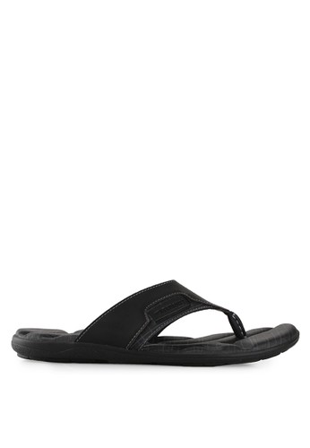 Watchout! Shoes black Flats Sandals WA021SH08JOPID_1