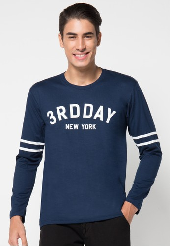 Long Sleeve 3Rdday New York