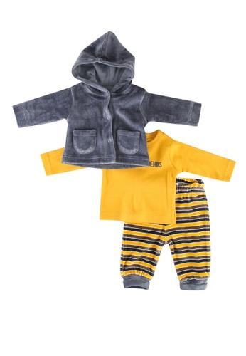 Babybol blue Baby 3 Piece Set A1DD1KA8D7EE90GS_1