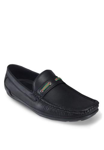 穿孔繫帶仿皮京站 esprit樂福鞋, 鞋, 鞋