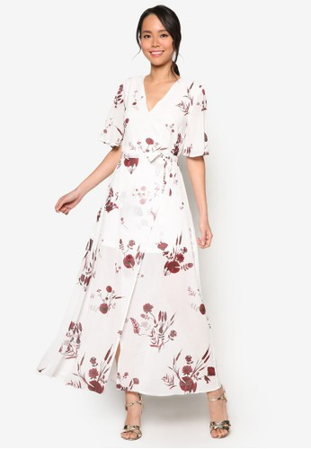 Long dress zalora indonesia currency