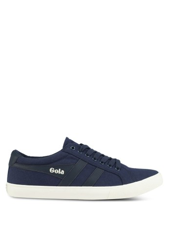 Gola navy Varsity Sneakers C21DCSH01C556DGS_1