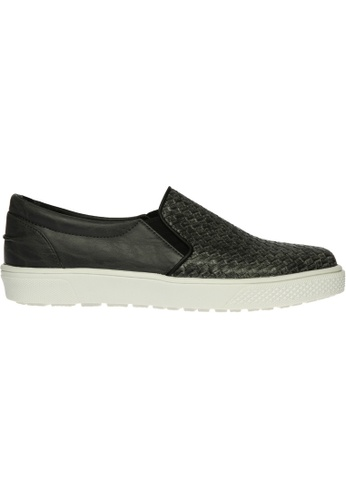 paperplanes grey SNRD-135 Woven Style Tall Up Casual Slip-Ons Shoes US Women Size PA355SH22QBDSG_1