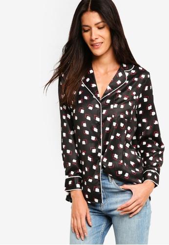 ZALORA multi Pajamas Shirt 69B89AABF95048GS_1