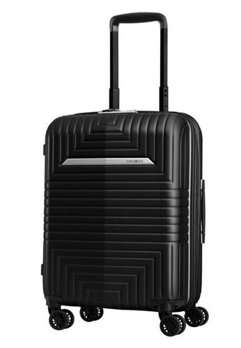 Samsonite black Samsonite D200 Spinner 55/20 EXP Luggage 3D6B0AC7B11598GS_1