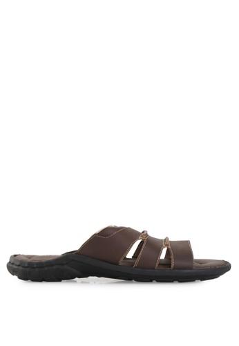 MARC & STUART Shoes brown Genio 6 MA456SH22NURID_1