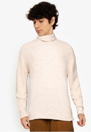 niko and ... beige Knit Pullover E5A67AA8F626CEGS_1