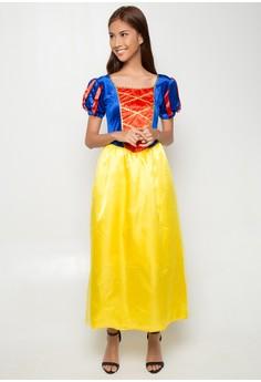 Karnival Snow White Costume for Women
