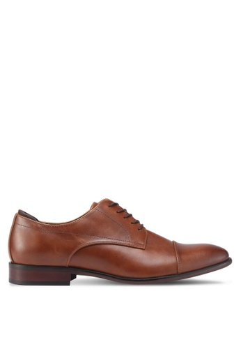 Call It Spring brown Acayni Dress Shoes 5B4A5SH099C834GS_1